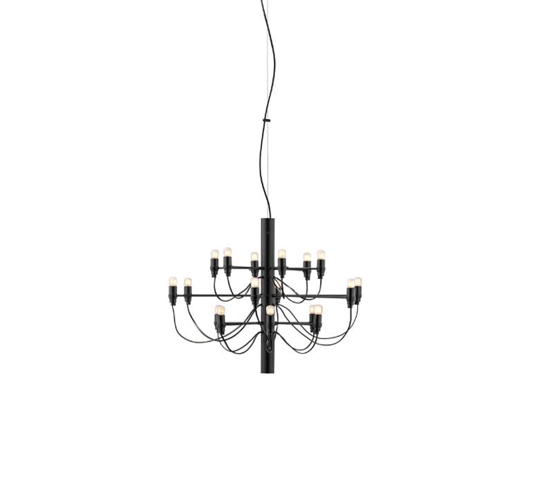2097 18 gino sarfatti suspension pendant light  flos a1352031  design signed nedgis 107681 product