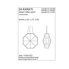 24 karati matteo ugolini karman se113 1g int luminaire lighting design signed 24253 thumb
