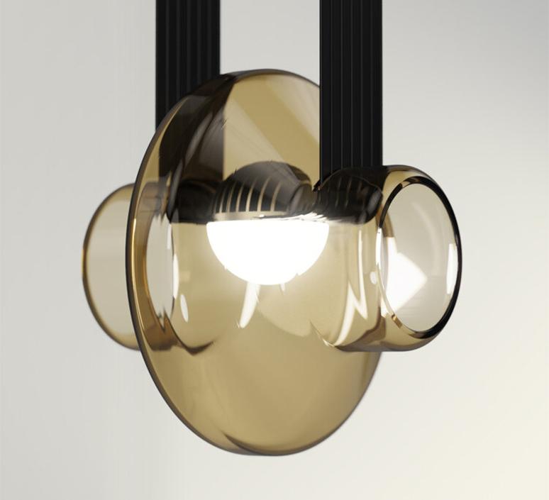 2a alexandre joncas gildas le bars suspension pendant light  d armes edl2aca27fxd2c  design signed nedgis 106132 product