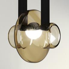 2a alexandre joncas gildas le bars suspension pendant light  d armes edl2aca27fxd2c  design signed nedgis 106132 thumb