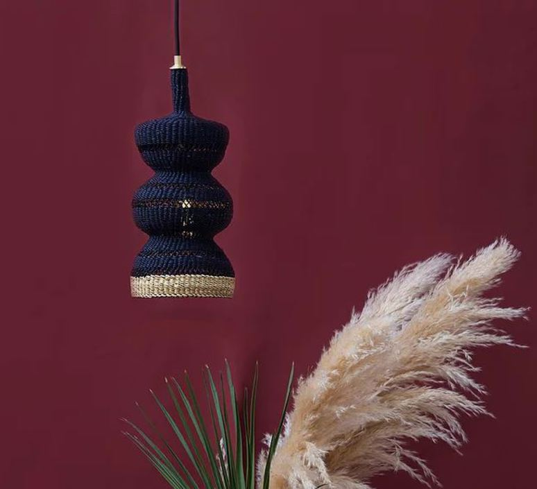 3 tier sara efia reddin suspension pendant light  golden editions 3tier midnight  design signed nedgis 71114 product