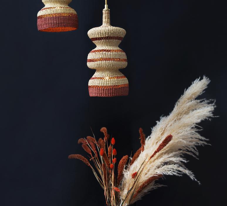 3 tier sara efia reddin suspension pendant light  golden editions 3tier ginger  design signed nedgis 71056 product