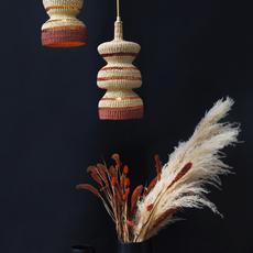 3 tier sara efia reddin suspension pendant light  golden editions 3tier ginger  design signed nedgis 71056 thumb
