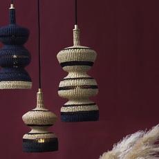 3 tier sara efia reddin suspension pendant light  golden editions 3tier natural  design signed nedgis 71058 thumb
