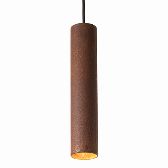 Suspension 30v natural rouille o6cm h30cm graypants normal