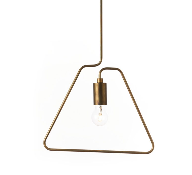 A shades douglas james suspension pendant light  zava a shades pendantlamp brass 130cm  design signed 36490 product