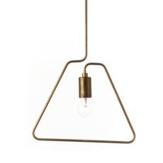 A shades douglas james suspension pendant light  zava a shades pendantlamp brass 130cm  design signed 36490 thumb