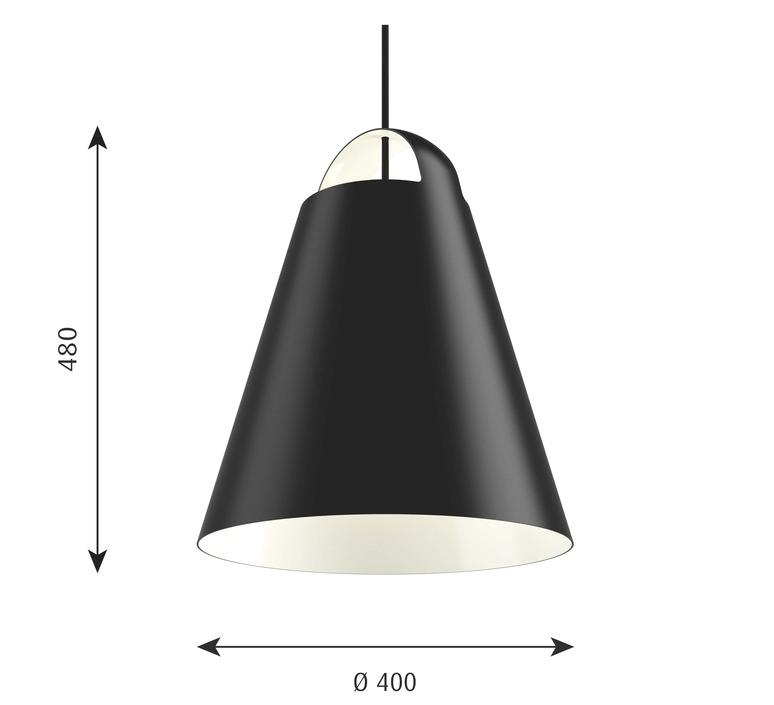 Above mads odgard suspension pendant light  louis poulsen 5741099401  design signed nedgis 82158 product
