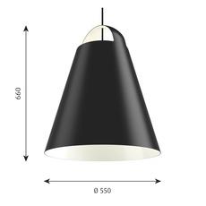 Above mads odgard suspension pendant light  louis poulsen 5741099427  design signed nedgis 82173 thumb