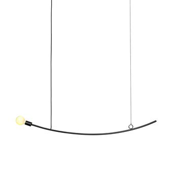 Suspension accent noir l126cm serax normal
