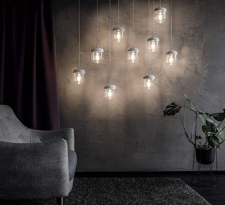 Suspension acorn jacob rudbeck vita copenhagen 02083 4006 luminaire lighting design signed 39847 product