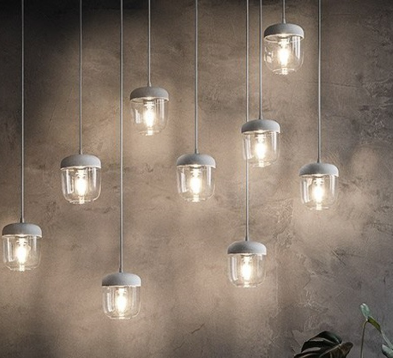 Suspension acorn jacob rudbeck vita copenhagen 02083 4006 luminaire lighting design signed 39848 product