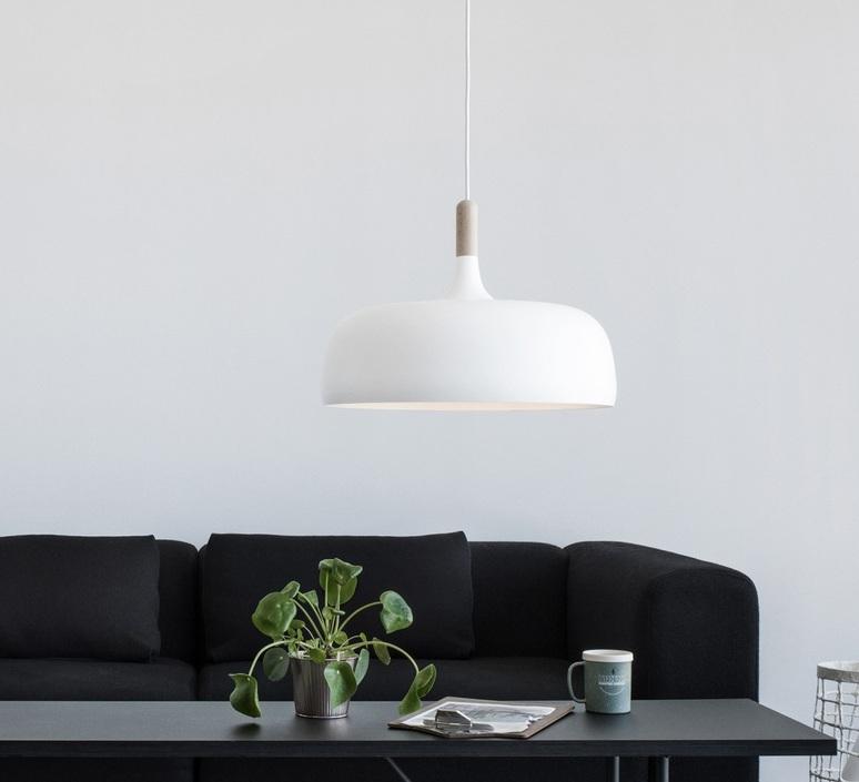 Acorn atle tveit northern lighting acorn white luminaire lighting design signed 18594 product