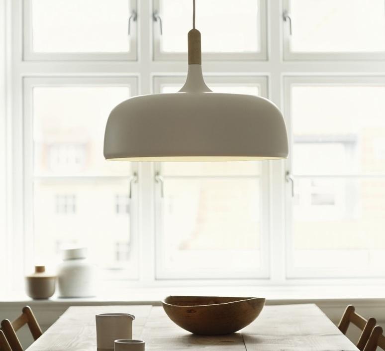 Acorn atle tveit northern lighting acorn white luminaire lighting design signed 18595 product