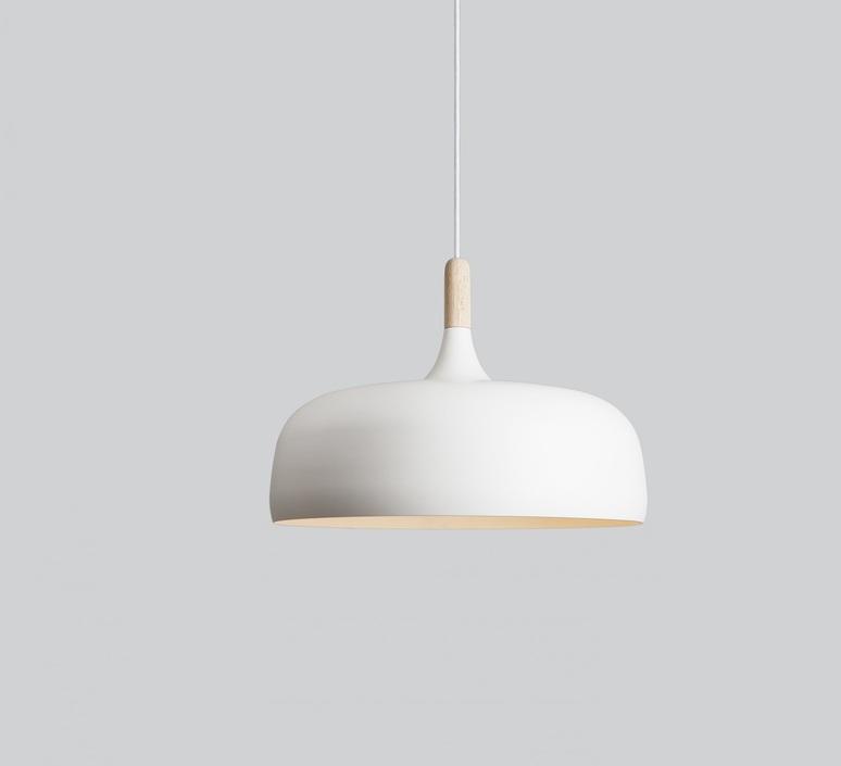 Acorn atle tveit northern lighting acorn white luminaire lighting design signed 18596 product