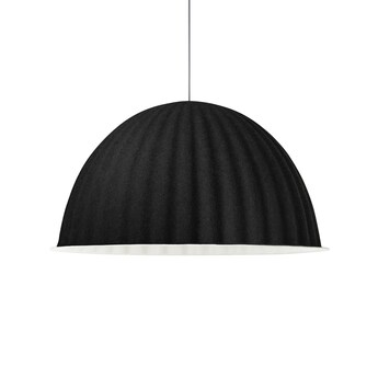 Suspension acoustique under the bell noir o82cm h46cm muuto normal