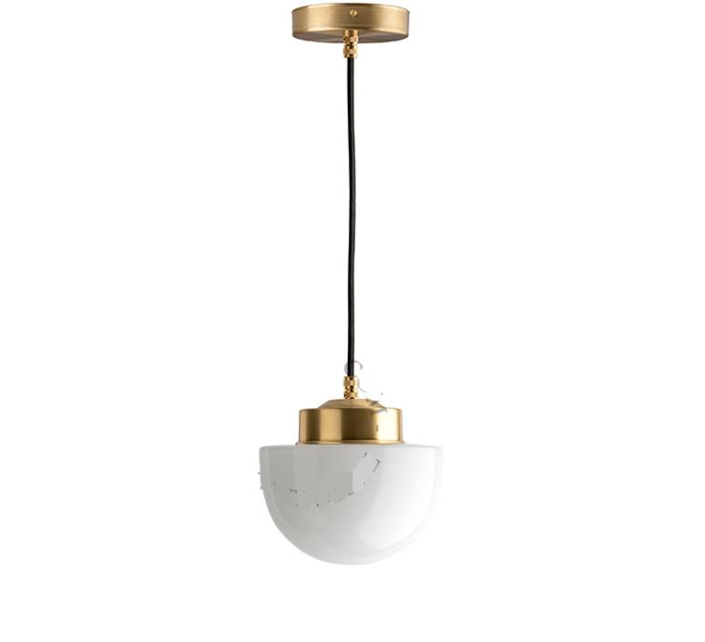 Adore l or glass 021 studio zangra suspension pendant light  zangra ceilinglamp 136 go 021  design signed nedgis 81008 product
