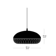 Aeon rocket p3 morten voss suspension pendant light  nemo lighting 14185912  design signed nedgis 66948 thumb