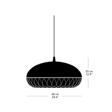 Aeon rocket p3 morten voss suspension pendant light  nemo lighting 14185508  design signed nedgis 66955 thumb