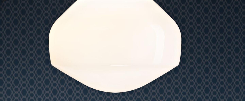 Suspension aerostat f27 metal base blanc noir o33cm h27 5cm fabbian normal