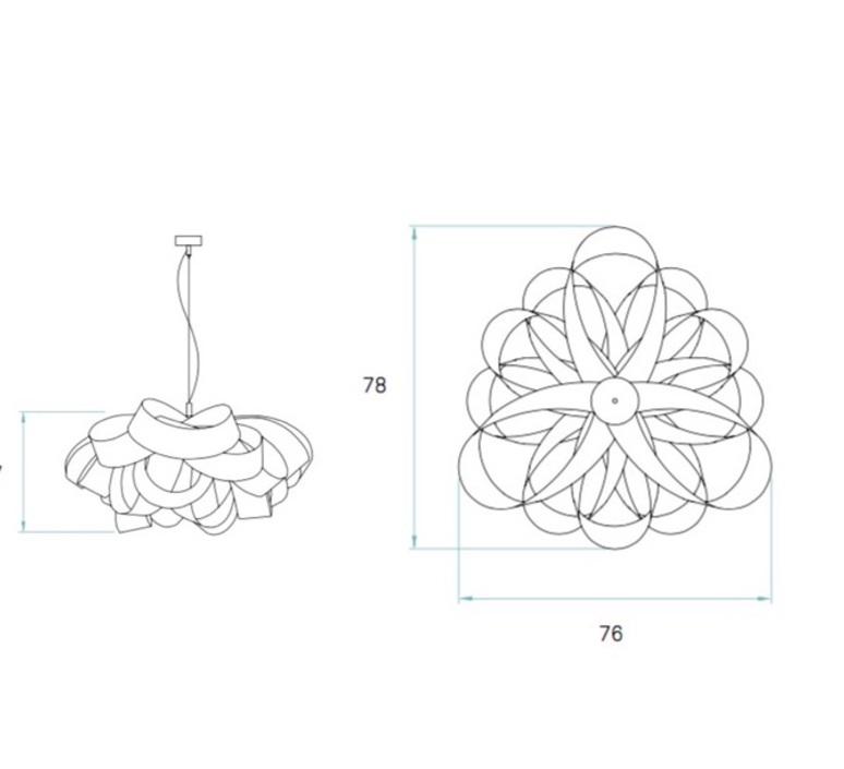 Agatha luis eslava studio lzf ata sp 20 luminaire lighting design signed 21836 product