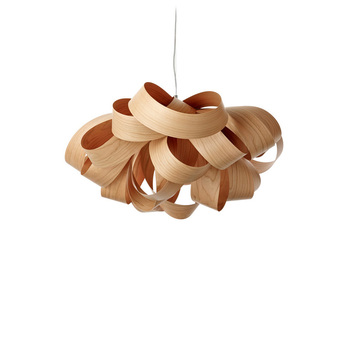 Suspension agatha marron o76cm lzf normal