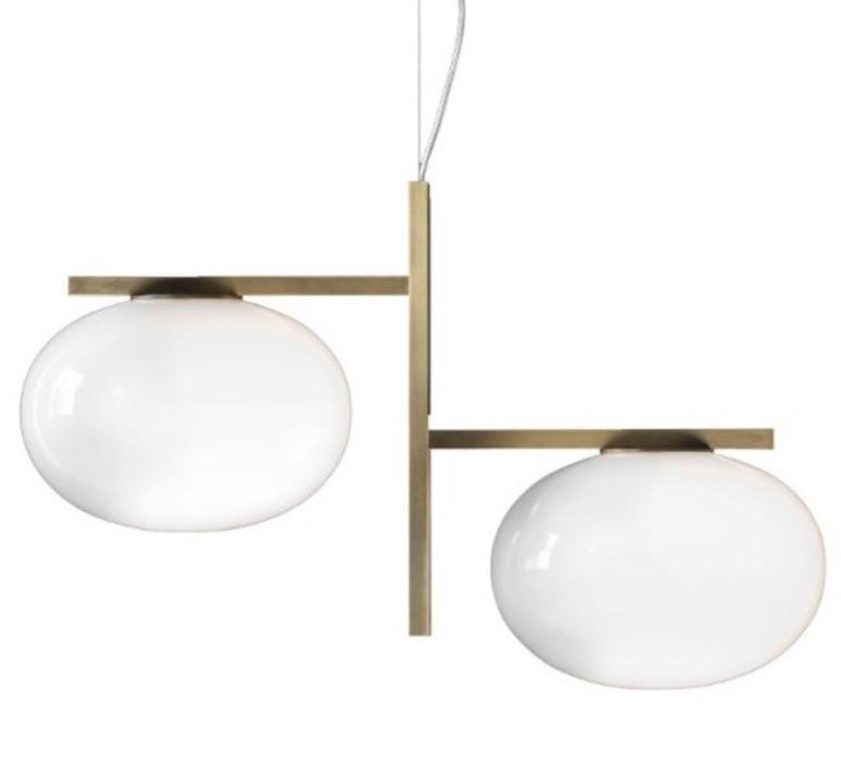 Alba 468 mariana pellegrino suspension pendant light  oluce alba468  design signed 40558 product