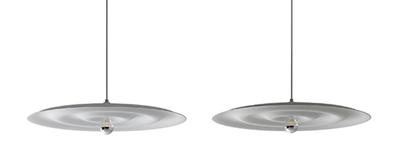 Suspension alma blanc de securite o69cm h2 3cm wastberg normal
