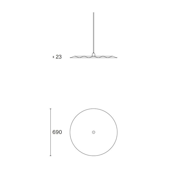 Alma tham videgard suspension pendant light  wastberg 171s19003  design signed nedgis 123358 product