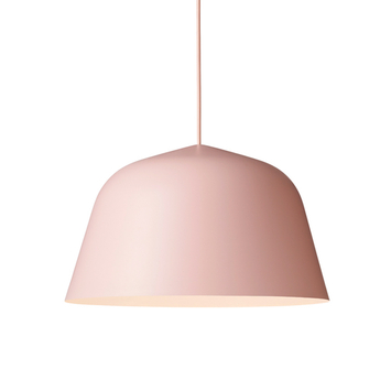 Suspension ambit 40 rose o40cm h23 8cm muuto normal