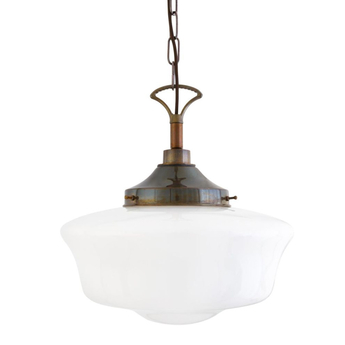 Suspension anath laiton ip44 o36cm h29cm mullan lighting normal