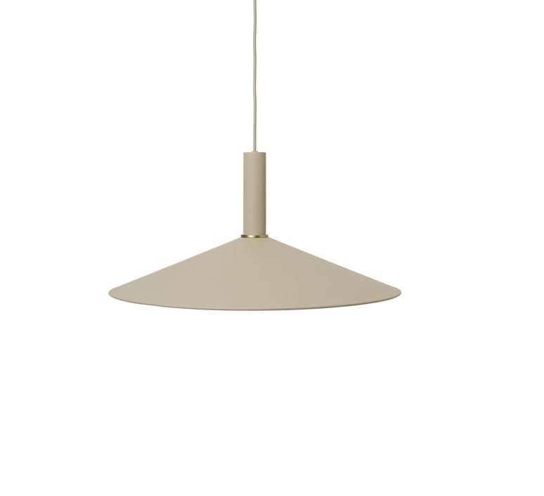 Angle shade pendant high  trine andersen suspension pendant light  ferm living 100074693 100297693  design signed nedgis 91274 product