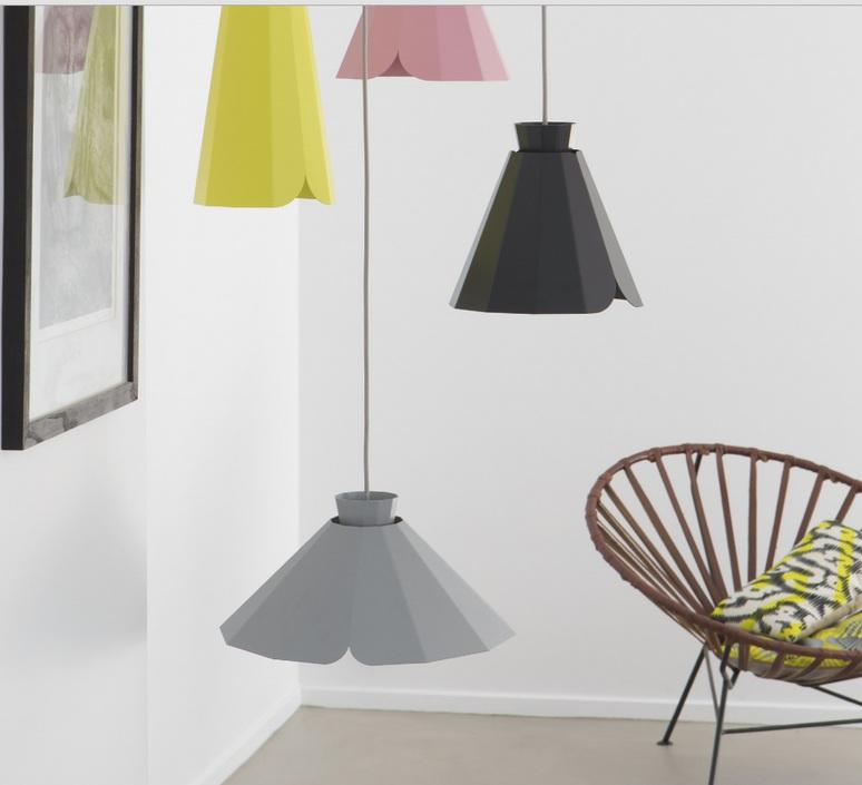 Ankara constance guisset matiere grise ankara plate gris 02 luminaire lighting design signed 18177 product