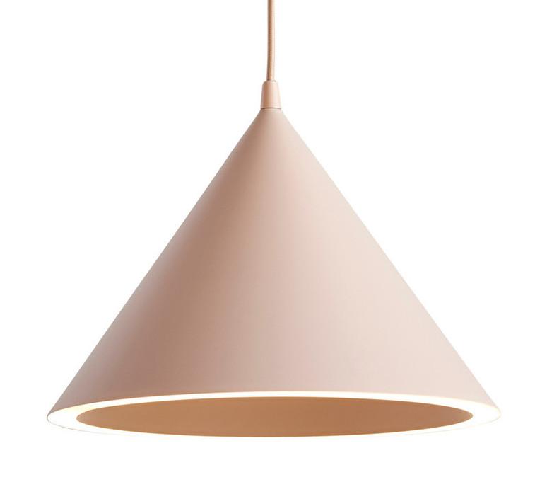 Annular pendant  suspension pendant light  woud 133031  design signed 37339 product