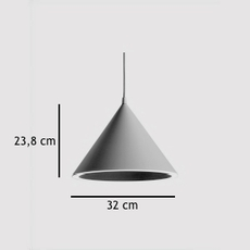 Annular pendant  suspension pendant light  woud 133031  design signed 37570 thumb