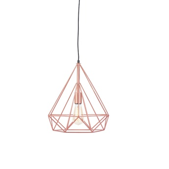 Suspension antwerp cuivre o38cm h40cm it s about romi normal