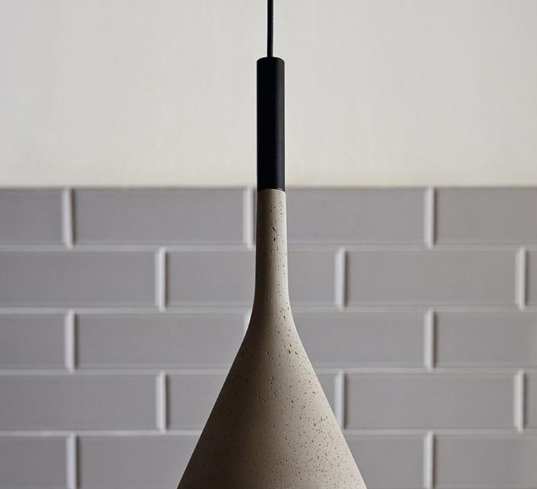 Aplomb gu10 studio lucidi pevere  suspension pendant light  foscarini 195007l 3 25  design signed nedgis 82877 product