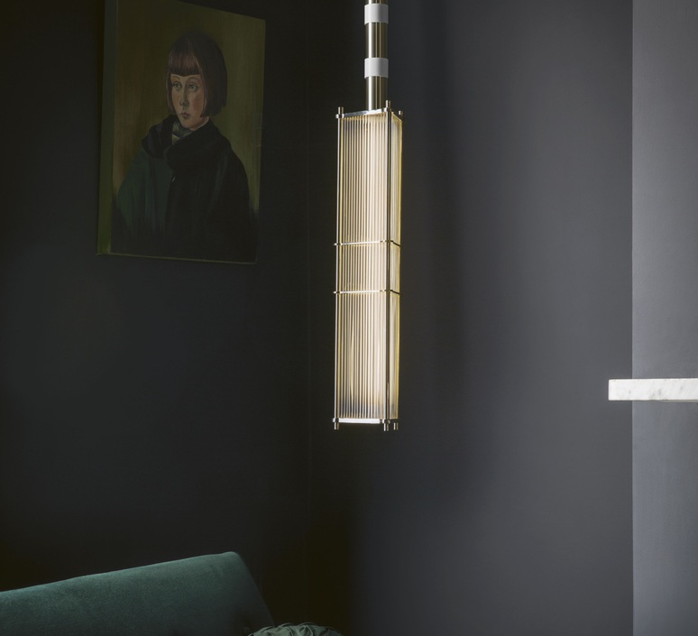 Arbor robbie llewellyn et adam yeats suspension pendant light  bert frank arbor pl br wh  design signed nedgis 75188 product