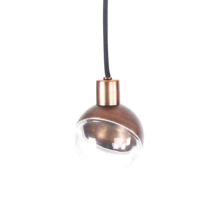 Arc bulb kristian sofus hansen tommy hyldahl suspension pendant light  norr11 010040  design signed 37265 product