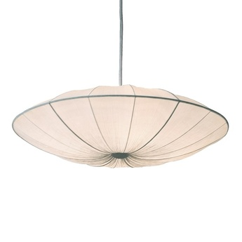 Suspension arche blanc o110cm h30cm gong normal