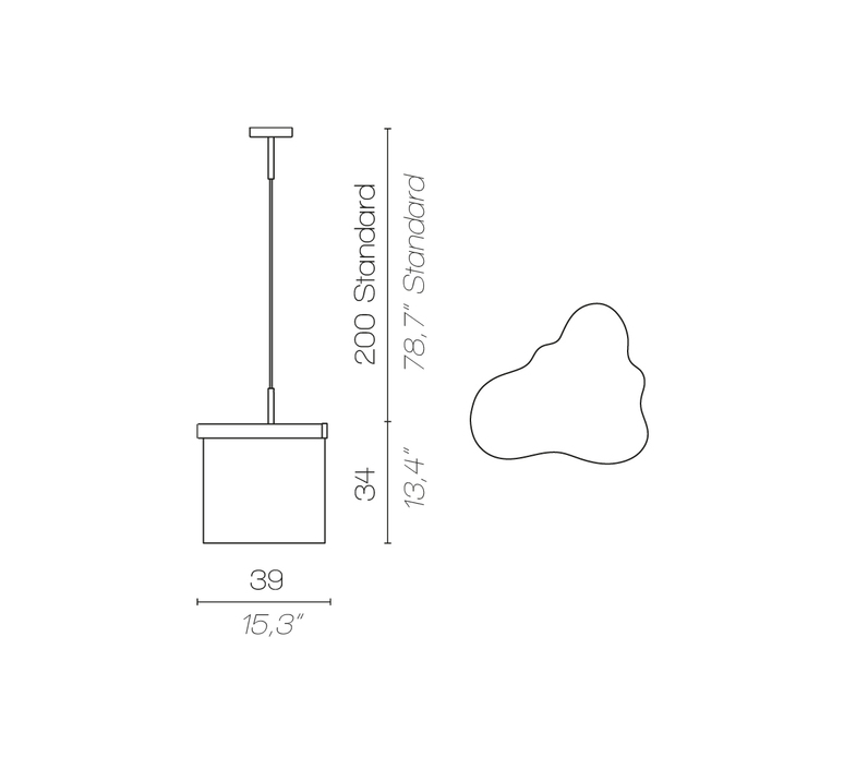 Arcipelago minorca servomuto suspension pendant light  contardi acam 002549  design signed nedgis 86963 product