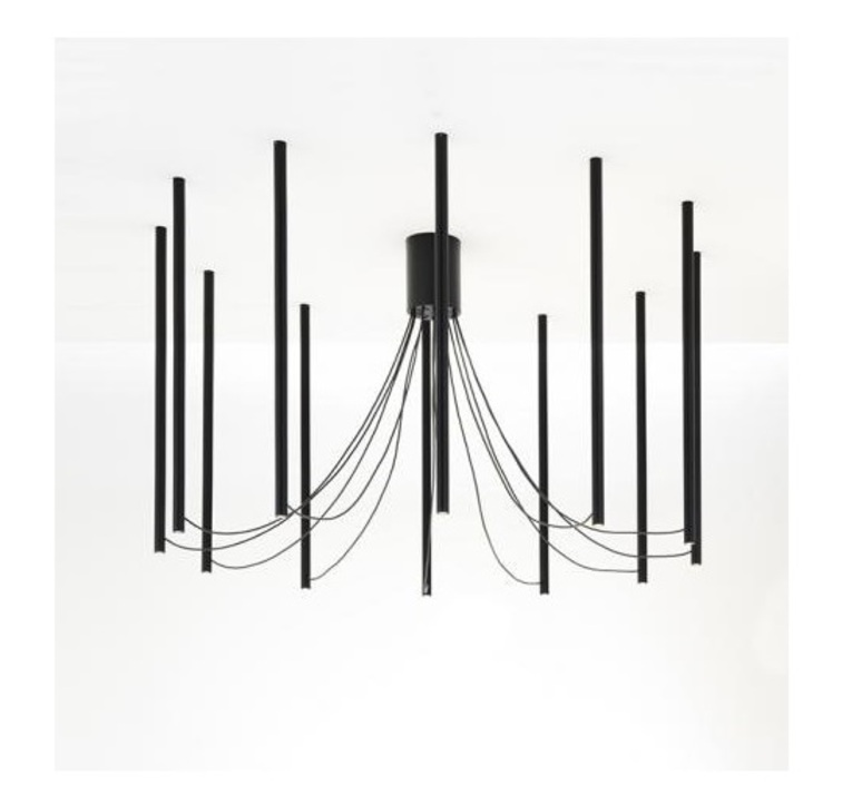 Ari 12 marco spatti marco pietro ricci suspension pendant light  fabbian f55a09 02  design signed nedgis 86151 product