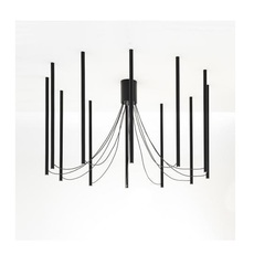 Ari 12 marco spatti marco pietro ricci suspension pendant light  fabbian f55a09 02  design signed nedgis 86151 thumb
