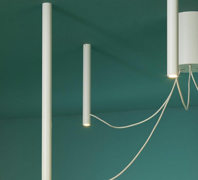 Ari 6 marco spatti marco pietro ricci suspension pendant light  fabbian f55a07 01  design signed nedgis 86134 product