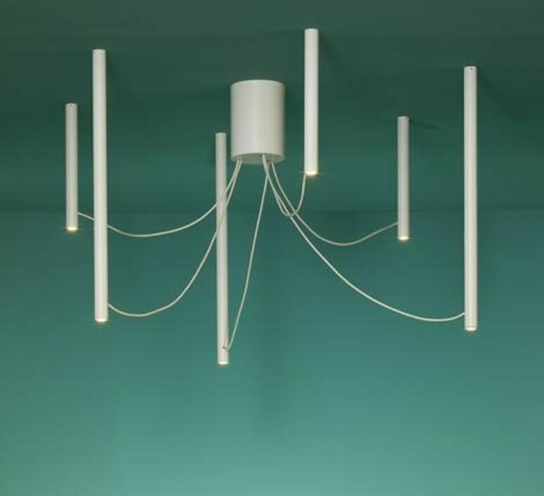 Ari 6 marco spatti marco pietro ricci suspension pendant light  fabbian f55a07 01  design signed nedgis 86137 product