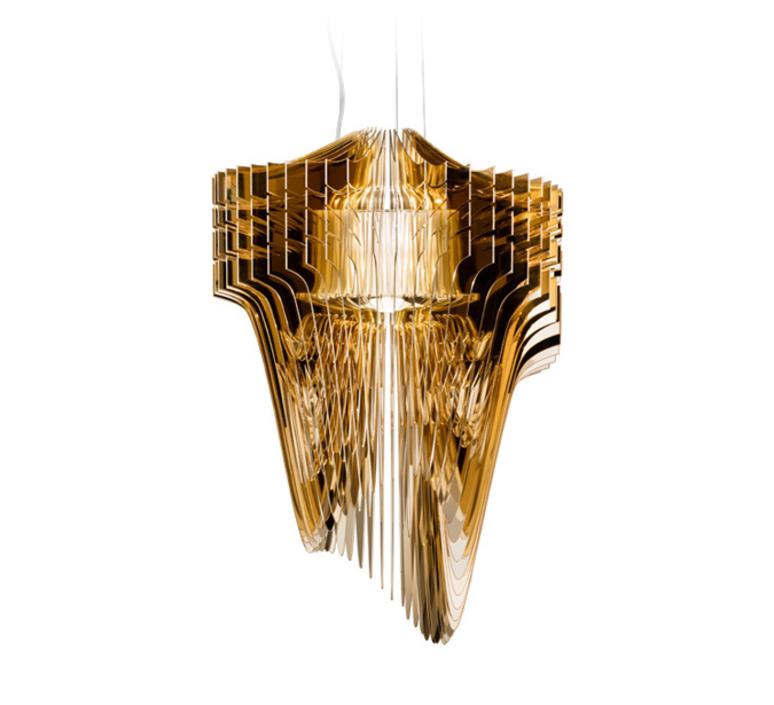 Aria m  suspension pendant light  slamp ari84sos00020 000  design signed 52025 product