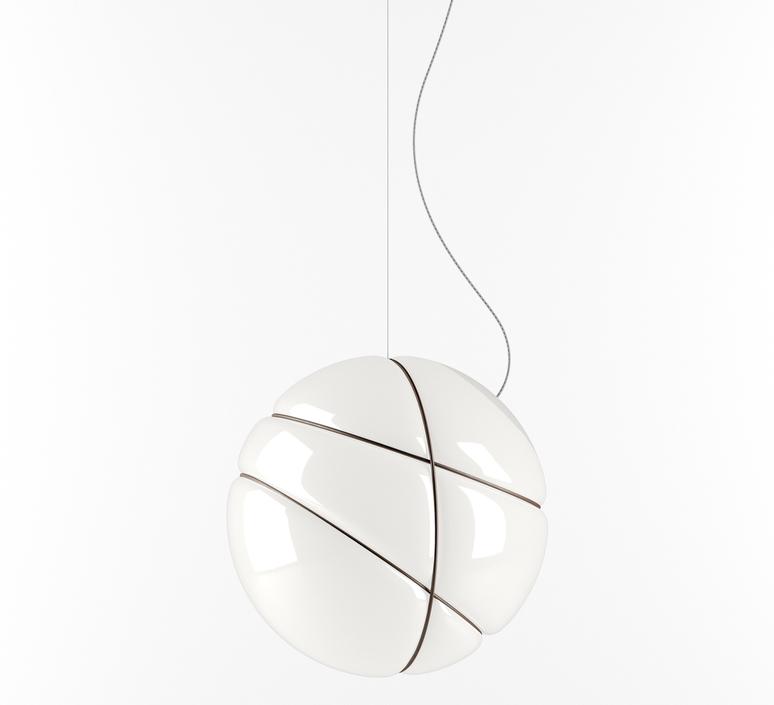 Armilla bruni lorenzo truant suspension pendant light  fabbian f50 a01 01  design signed nedgis 63558 product