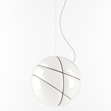 Armilla bruni lorenzo truant suspension pendant light  fabbian f50 a01 01  design signed nedgis 63558 thumb