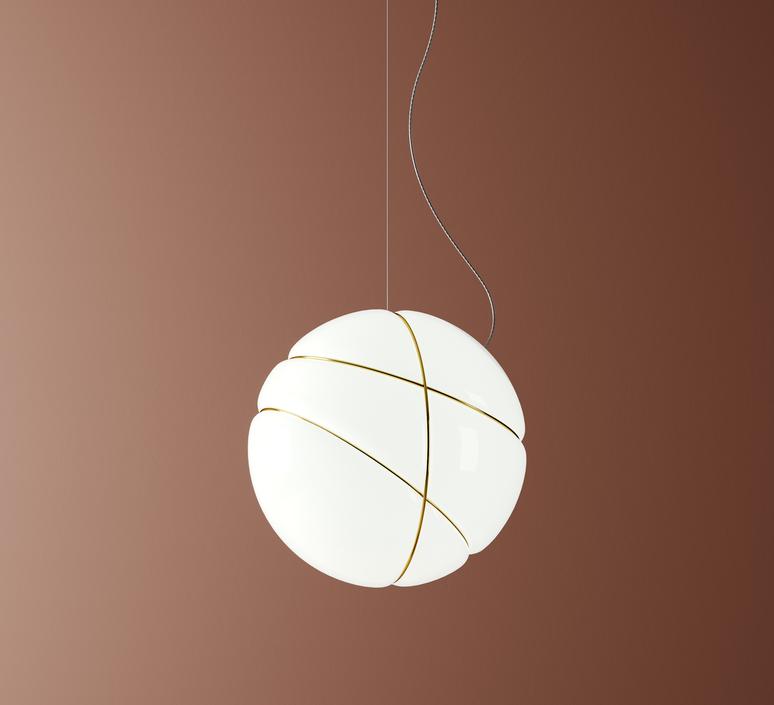 Armilla dore lorenzo truant suspension pendant light  fabbian f50 a05 01  design signed nedgis 63564 product