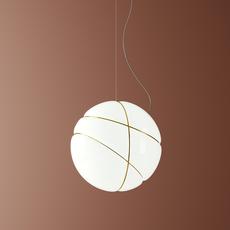 Armilla dore lorenzo truant suspension pendant light  fabbian f50 a05 01  design signed nedgis 63564 thumb